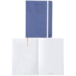 Journal Bullet - Bleu gris