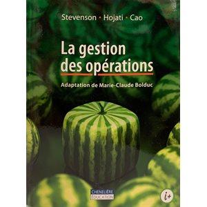 Gestion des opérations (édition 2018)
