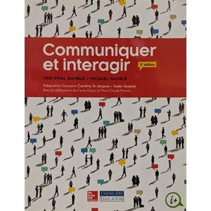 Communiquer et intérargir 2e edition
