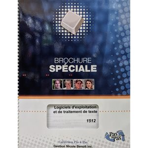 Brochure spéciale # 1512