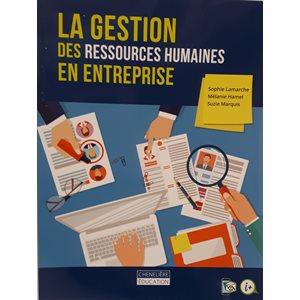 La gestion des ressources humaines en entreprise