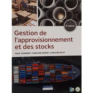 Gestion de l'approvisionnement et des stocks 5e ed