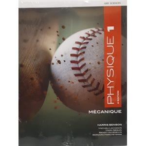 Physique 1 mécanique 5e edition