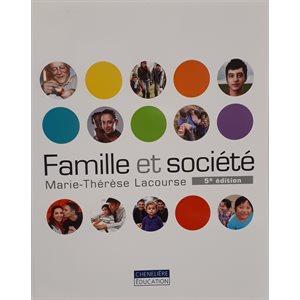 Famille et Société - 5e éd.