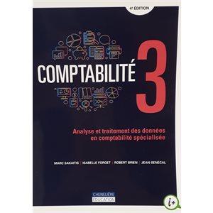 Comptabilité 3 4e ed