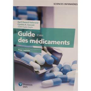 Guide des médicaments 5e ed