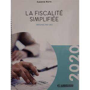 La fiscalité simplifiée - Recueil de cas 2020