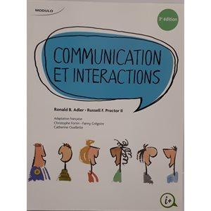 Communication et Interactions, 3e éd.