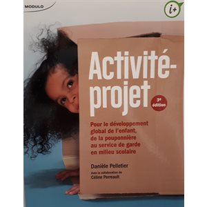 Activité Projet 3e ed