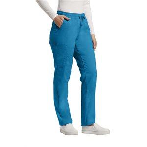 Uniforme Soins - Pant #308 - Bleu Hawaii 3XL