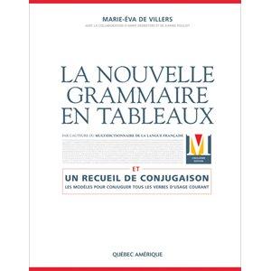La nouvelle grammaire en tableaux 5ieme édition