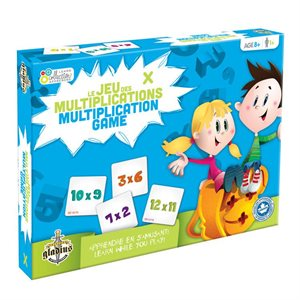 Collection Apprendre- Multiplications