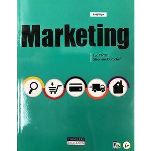 Marketing 3ième édition