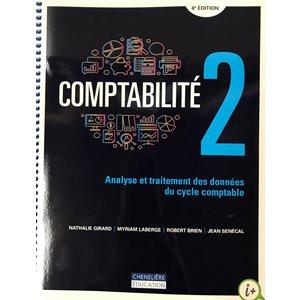 Comptabilité 2 (8e Édition) Analyse et Traitement