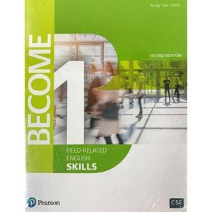 Become 1, 2nd ed. - Skills   Book + My eLab