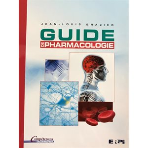 Guide de pharmacologie