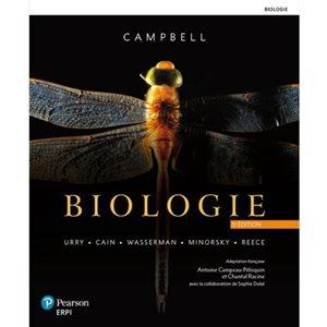Biologie, 5e édition (Auteur : Campbell)